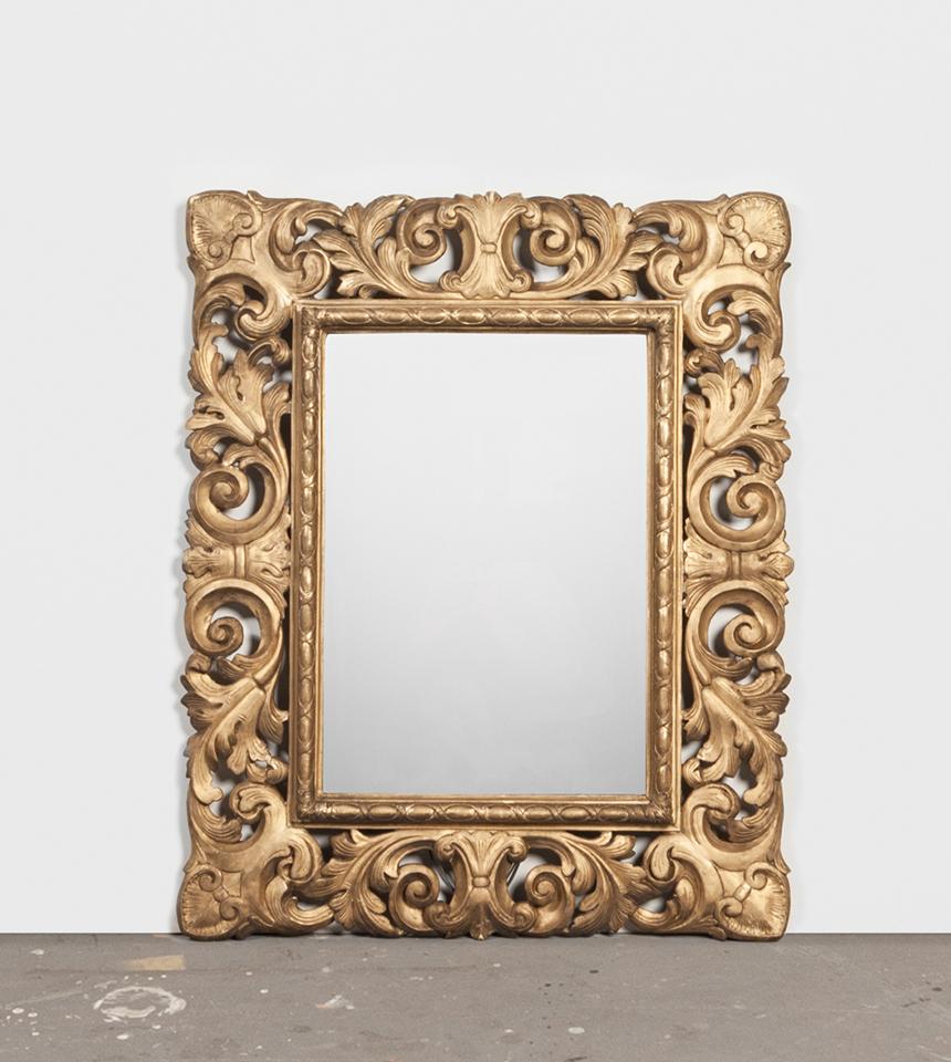Franse Spiegels Italiaanse Barok Spiegel Rechthoekig