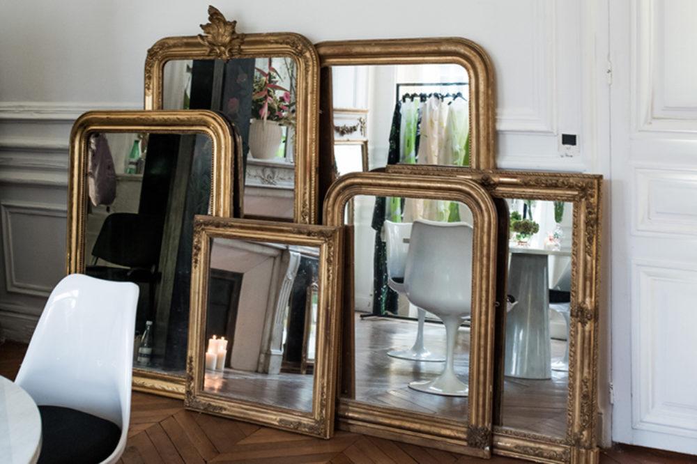 Franse Spiegels Wildschut Antiques Interieur Spiegels Parijs Overzicht Mek